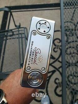 Titleist Scotty Cameron Special Select Squareback 2 34 Putter