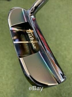 Titleist Scotty Cameron Studio Design Pearl Oil Can 2.5 Golf Putter STUNNING
