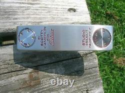 Titleist Scotty Cameron Studio Select Newport 2 35 Putter All Original MINT
