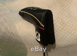 Titleist Scotty Cameron Studio Select Newport 2 Black Oxide 33 Putter