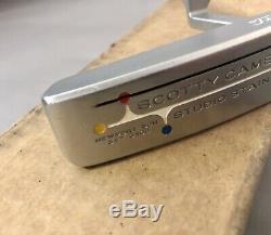 Titleist Scotty Cameron Studio Stainless Newport Bch 340g 34 Putter Steel Golf