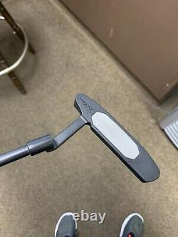 Titleist Scotty Cameron Studio Style Newport 2, GSS insert putter/ 2 Cover Opt