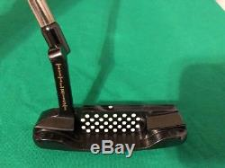 Titleist Scotty Cameron Tei3 Teryllium Newport Sole Stamp 97 Masters Tiger Woods
