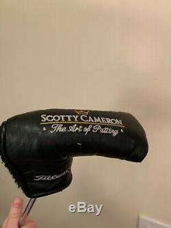 Titleist Scotty Cameron Teryllium Tel3 Left Handed
