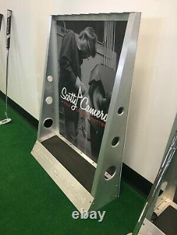 Used Titleist Scotty Cameron Putter Display. 8 Putter Slots. Pre-Built