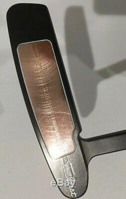 Very Lightly Gamed 34 Scotty Cameron Custom Shop Newport ButtonBack VVGC