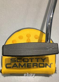 Very Lightly Used Scotty Cameron 2020 Phantom X 5.5 34 Long VVGC
