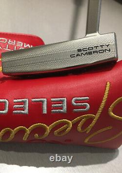 Very Lightly Used Scotty Cameron 2020 Special Select Flowback 5.5 34 Long