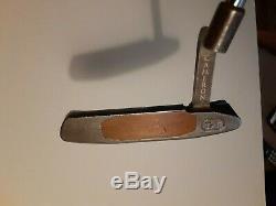 Vintage TItleist Scotty Cameron Teryllium Tei3 Newport Two 34 Collectible RARE